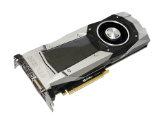 GeForce GTX 1080(VRAM:8GB)